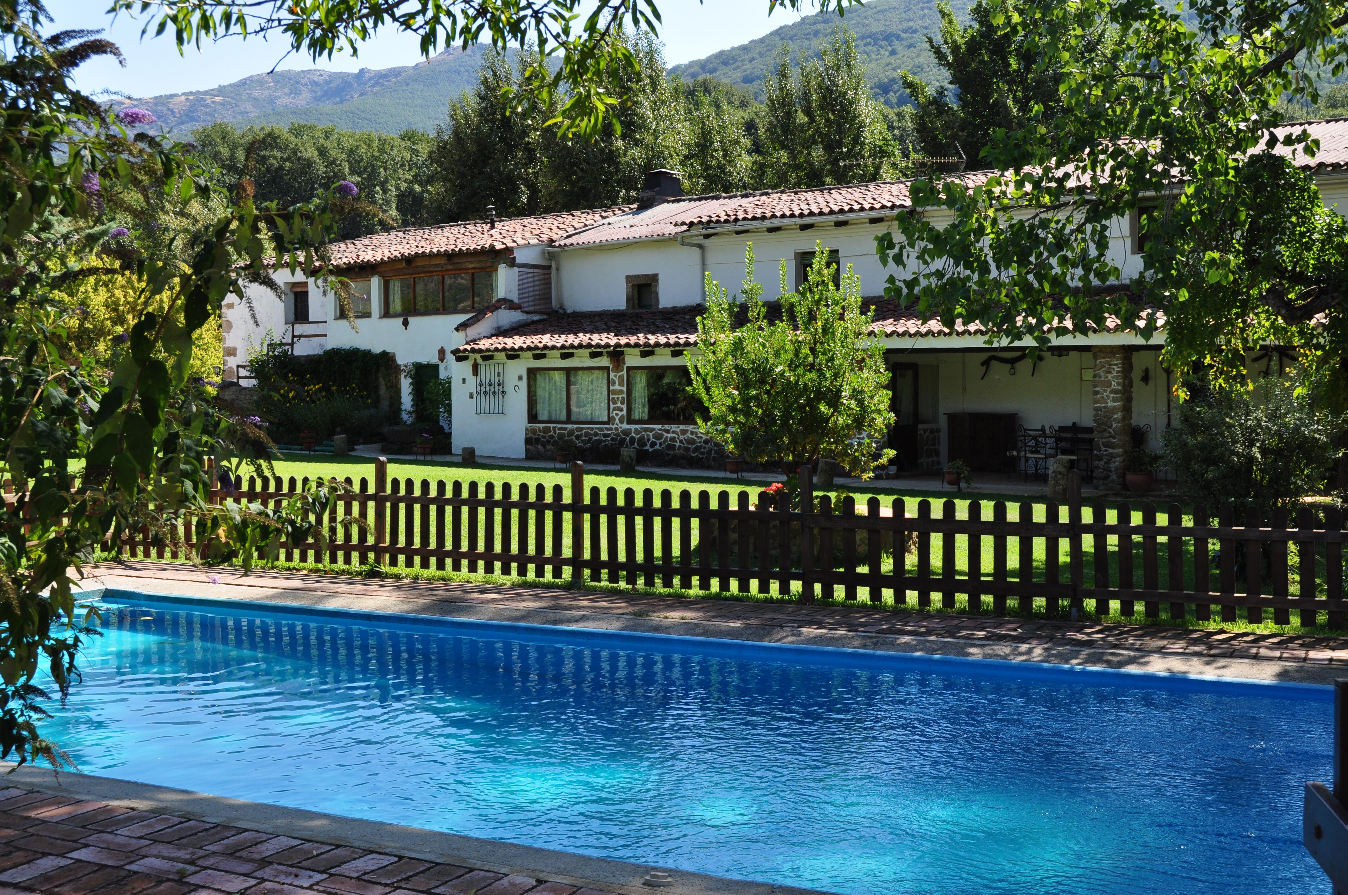 Planta baja - Casas rurales en el jerte con piscina ...