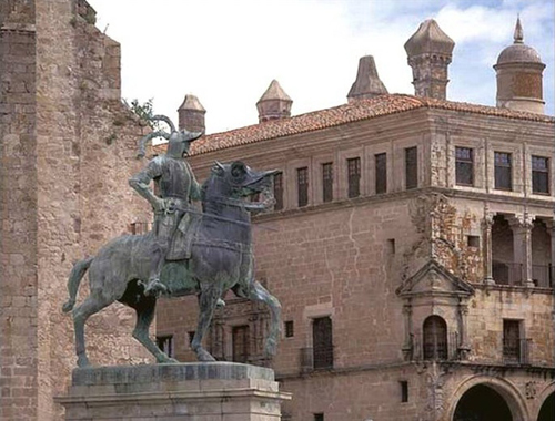 Caceres Spain  city pictures gallery : caceres espana