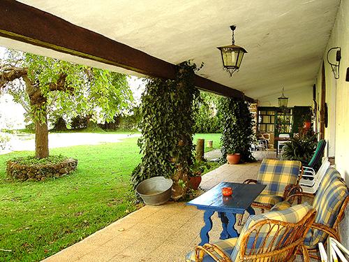 Planta baja for Ideas para porches jardin